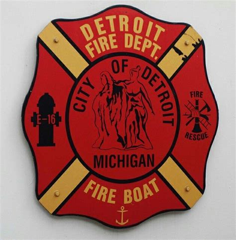 fireboat on fire detroit mi fd fireboat patch fire department patches