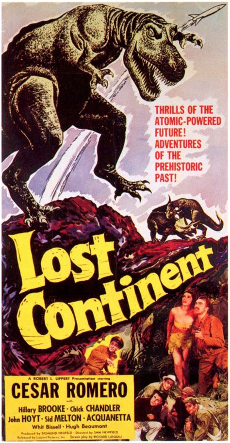 The Lost Continent lost continent posters from poster shop