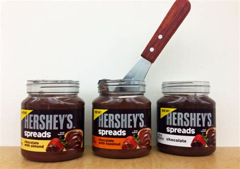 Hershey Spread From America hershey s takes on nutella italy magazine