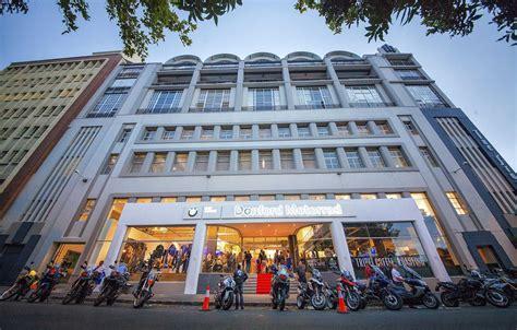 Bmw Store Motorrad by Bmw Motorrad Flagship Store Er 246 Ffnet In Kapstadt