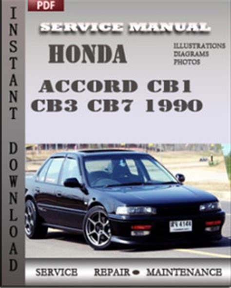 repair anti lock braking 1990 honda accord regenerative braking honda accord cb1 cb3 cb7 1990 service manual download repair service manual pdf