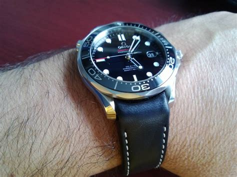 Omega Seamaster Diver 300 M Co Axial 41 mm in blue or black???   Omega Forums