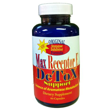 710 Detox Maximum Strength Reviews by Max Receptor E Detox 60 Capsules