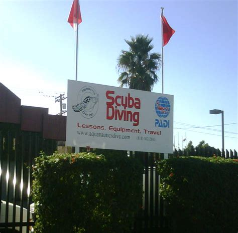Pch Scuba Palmdale - padi dive shop locator