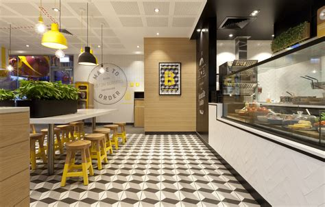 restaurant layout strategy the new look mcdonalds restaurant at thornleigh nsw is