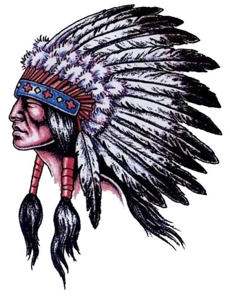 indian chief tattoos 52 indian chief tattoos