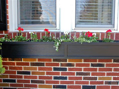 Window Box Planters Diy by How To Build A Window Box How Tos Diy