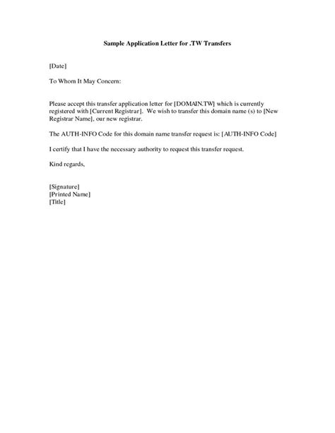 cover letter exle simple cover letter exle for job