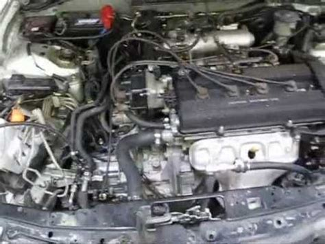 automotive air conditioning repair 2001 acura integra electronic valve timing parting out 97 1997 acura integra gs sedan b18b1 engine youtube