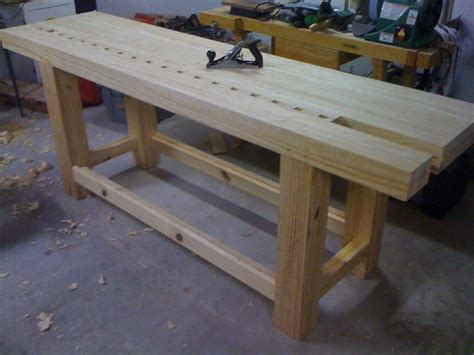 roubo work bench roubo bench by jackd942 lumberjocks com woodworking