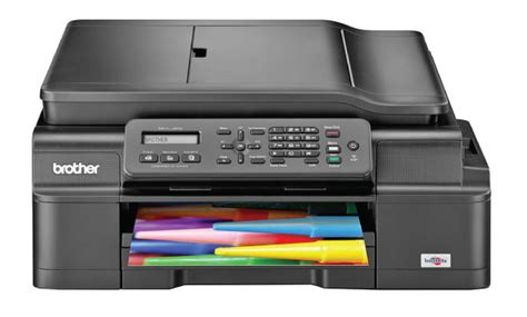 Printer J105 dcp j105 inkjet mfp