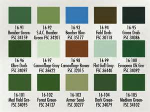army colors modelflex page 2