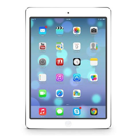 Tablet Apple Air 2 apple air 2 white 16gb wifi tablet