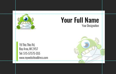 how to make a card template photoshop how to create a business card template in photoshop