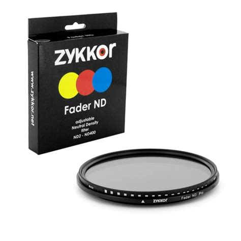 Filter Nd8 Optic Pro 52mm filters zykkor 52mm fader nd adjustable from nd2 to nd400 neutral density pro optical glass