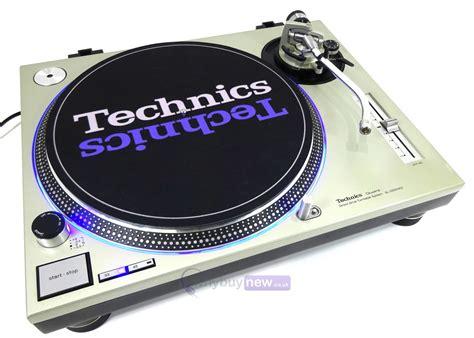 technics sl1200 mk2 dj turntable whybuynew