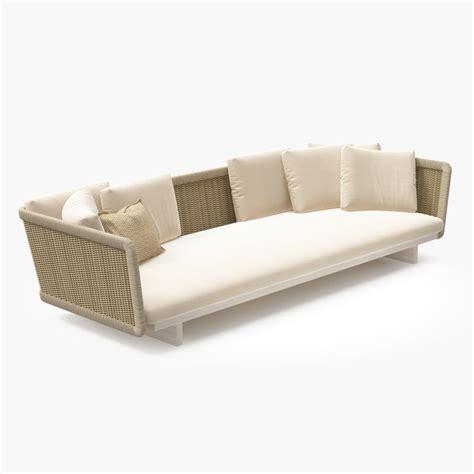 paola lenti sofa paola lenti sofa 3d model