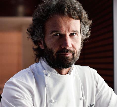 la cucina di cracco carlo cracco lo chef bello ma soprattutto molto bravo in
