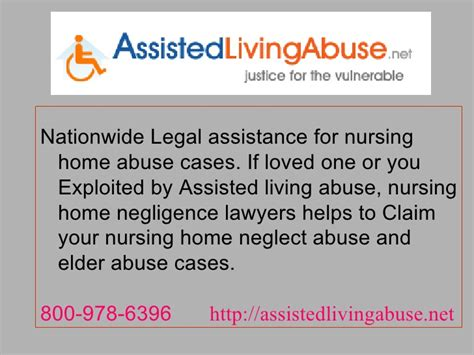 nursing home abuse nursing home neglect assisted living abuse