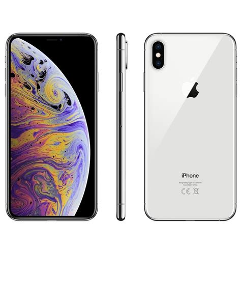 iphone xs max 256gb silver iphone xs iphone apple electronics accessories