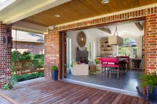 Indian Stone Patios Inspiration In The Belly Of The Shark Nanawall