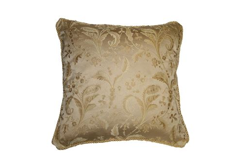 luxury couch pillows luxury damask design decorative throw pillow ebay