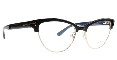 new tom ford eyeglasses tf 5365 black 005 tf5365