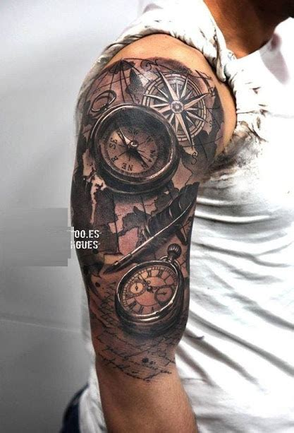 50 amazing half sleeve tattoos and ideas for men and women