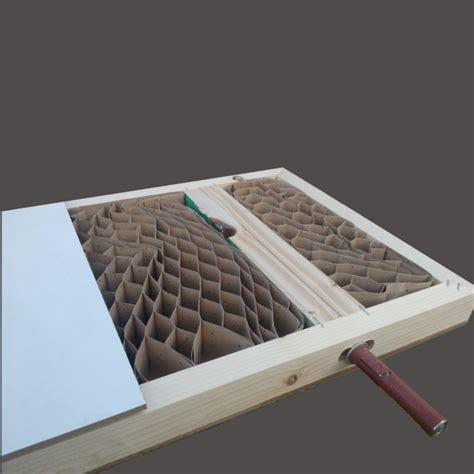 mensola tamburata mensola a muro in legno laminato evolution