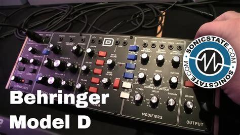 Model D Behringer