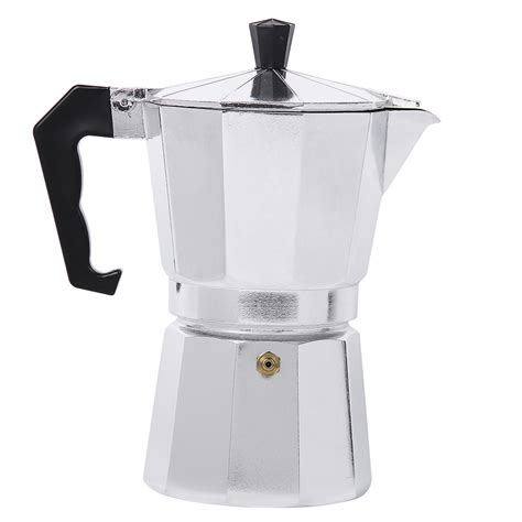 Moka Pot Manual Espresso Coffee Maker 3 Cup 3cup high quality moka coffee maker coffee pot express coffee maker espresso coffee maker