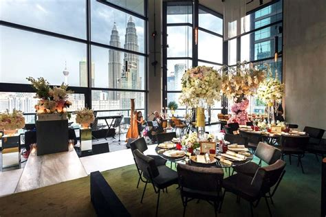 restaurant for new year dinner kl 15 extraordinary restaurants in kl with views to die for