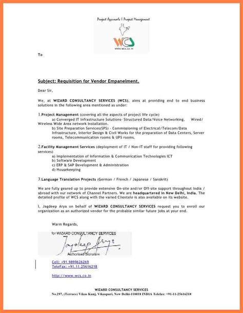 6 exle of company introduction letter company letterhead