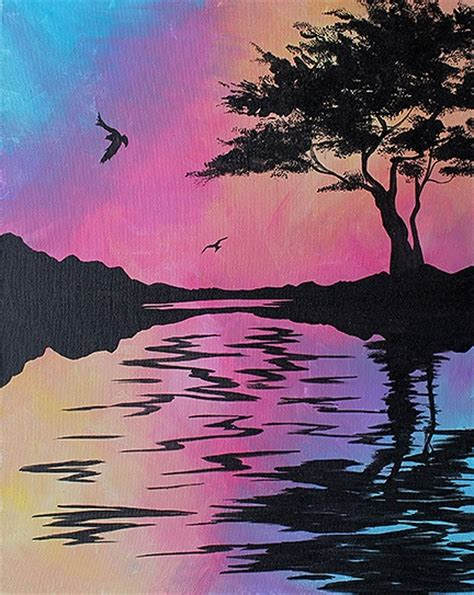 Paint Nite Calming