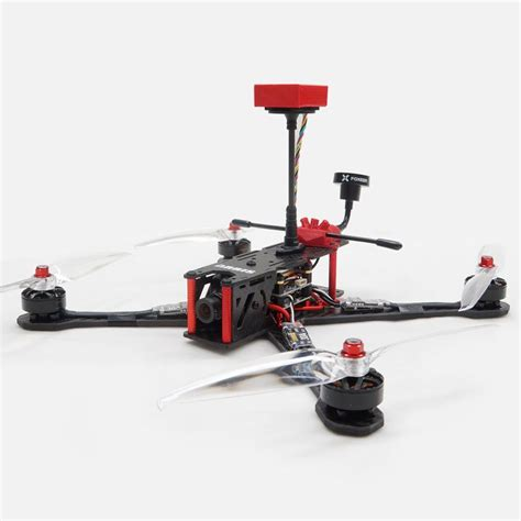 drone w arris x280 range fpv racing drone w hd and gps bnf