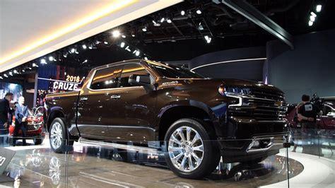 truck car black chevrolet s big bet the larger lighter 2019 silverado