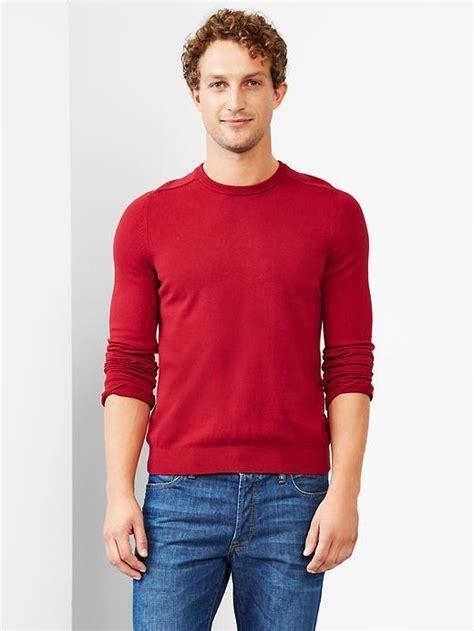Sweater Gap Original gap cotton crew sweater where to buy how to wear