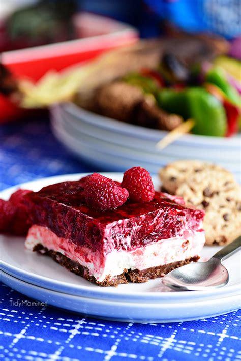 bake raspberry cheesecake  backyard bbq tips