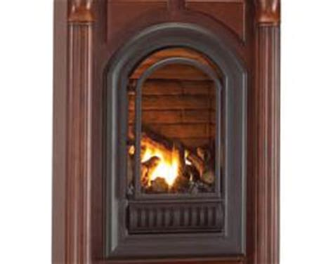 Vent Free Propane Fireplace Insert by Hearth Sense A Series Propane Arched Vent Free Millivolt