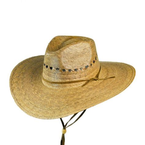Gardener Hat by Tula Hats Gardener Lattice Straw Hat Sun Protection