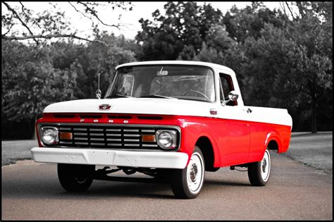 all original 1963 ford f100