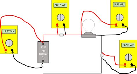 why does voltage drop across a resistor how do you measure voltage drop across a resistor 28 images kirchhoff s voltage kvl divider