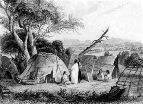 wigwam: native indian houses for kids