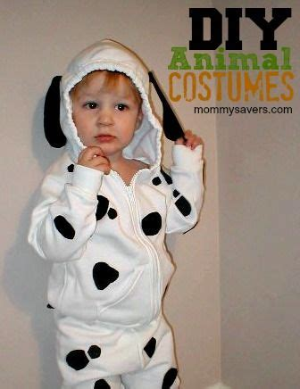 these diy toddler costumes are easy and adorable