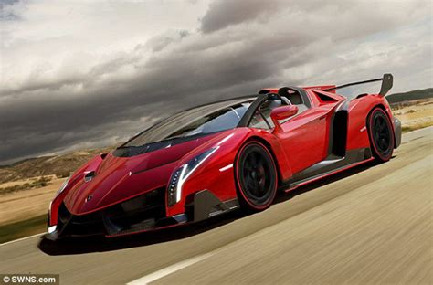 How Many Lamborghini Venenos Are There Why Does The Lamborghini Veneno Roadster Cost So Much