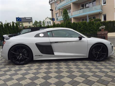 Solingen Audi by Audi R8 Drago Auto Global Solingen Schmidt Felgen