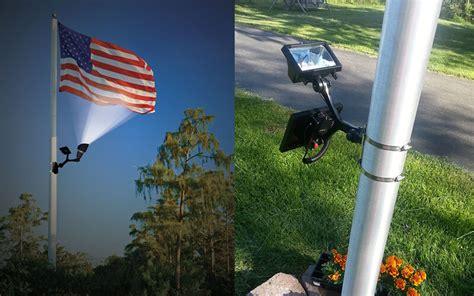 flagpole solar powered lights 10 best flagpole solar lights