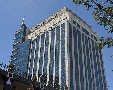 zions bank zions bank building boise ink by shanna hyatt