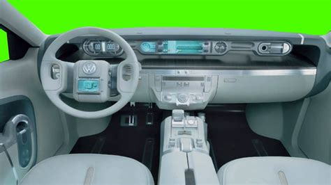 for inside car inside view of car in green screen free stock footage