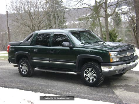 service manual how to fix cars 2004 chevrolet avalanche 1500 regenerative braking find used